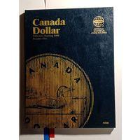 Альбом для монет 1 доллар Канада