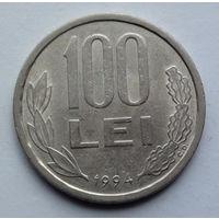 Румыния 100 леев. 1994