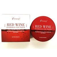 Гидрогелевые патчи для кожи вокруг глаз с экстрактом красного вина ESTHETIC HOUSE Red Wine Hydrogel Eye Patch - 60шт