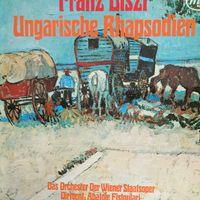 Franz Liszt /Hungarian Rhapsodies/1973, MFP, LP, NM, Holland