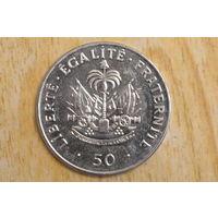 Гаити 50 сантим 1995
