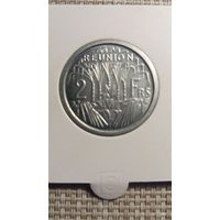 Руньон 2 франка 1948
