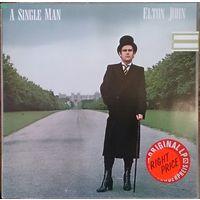 Elton John - A single man, LP