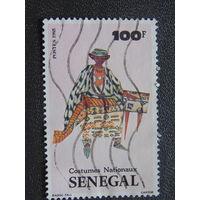 Сенегал 1985г. Культура.