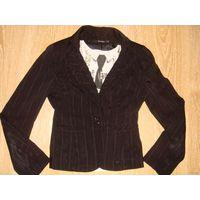 РАСПРОДАЖА! Фирменный солидный пиджак TALLY WAIJL (42-44)Высокое качество!