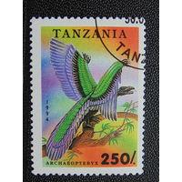 Танзания 1994 г. Фауна.