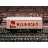 Грузовой вагон Kleinbahn(6). Масштаб HO-1:87.