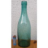 Бутылка большая. Старинная.