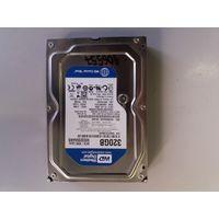 Жесткий диск SATA 320Gb WD WD3200AAKS (906557)
