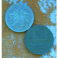 Франция 10 франков 1984 года. Инвестируй в монеты планеты!