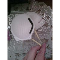 Марлевая повязка маска Covid 19