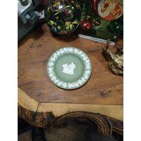 Смотрите все мои лоты! Много с рубля! Рождественский Аукцион лот: 141 Блюдце Веджвуд, Wedgwood без МЦ С рубля