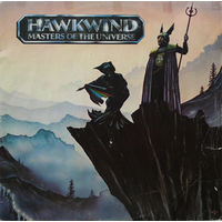 Hawkwind - Masters Of The Universe 1977, LP