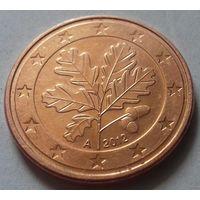 5 евроцентов, Германия 2012 А, AU