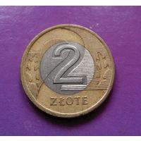 2 злотых 1995 Польша #03