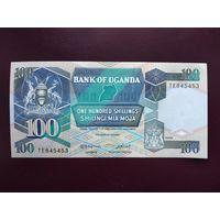 Уганда 100 шиллингов 1988 UNC