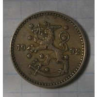 Финляндия, 1 Марка 1932 (24)