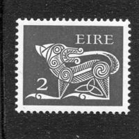 Ирландия. Стандарт. Раннее ирландское искусство. 2. без Wz