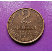 2 копейки 1988 СССР #02