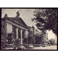 1954 год Киев Новый кинотеатр Киев