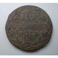 10 грошей pols 1816 IB!!! Состояние!!!