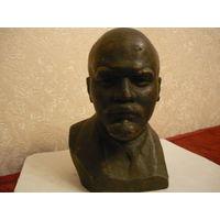 Бюст В.И.Ленина (бронза)