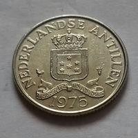 25 центов, Нидерландские Антильские острова, (Антиллы) 1975 г.