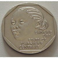 Центральная Африка. 500 франков 1998 год  КМ#14