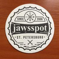 Подставка под пиво Jaws Brewery /Россия/ No 6