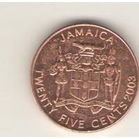 25 центов 2003 г.