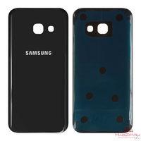 Задняя крышка для Samsung A320F (A3 2017) Черный