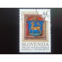 Словения 1993 герб