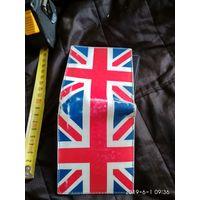 Кошелёк британский флаг