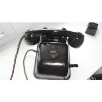 Старинный телефон  ТАУ-1-МБ