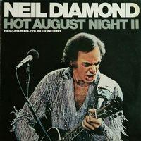 Neil Diamond /Hot August Night 2/1987, CBS, Holland, 2LP, EX