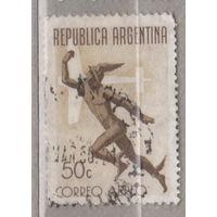 Авиация самолеты Аргентина 1945-1948 год лот 3