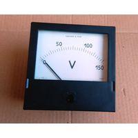 Вольтметр (головка измерительная) М381 (0-150V)