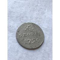 6 грошей 1794