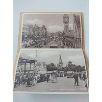 Набор старых английских открыток