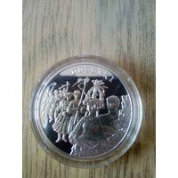 Польша, 20 злотых, 2004, Дожинки