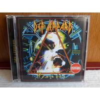 Def Leppard - Hysteria  (буклет)+bonus 1987