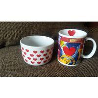 Чашка и чаша Германия (ГДР)