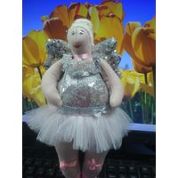 Кукла Тильда балерина