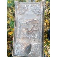 Дверца печьная сталевары старинная