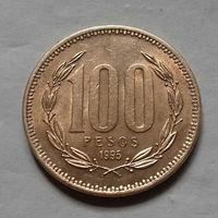 100 песо, Чили 1995 г.