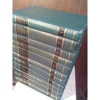 История Второй мировой войны. 1939-1945 гг.. В 12 томах. Нет 8 тома.