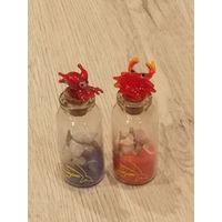 Бутылочки ''Привет с моря''