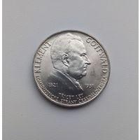 ЧЕХОСЛОВАКИЯ  100 крон 1951 г.