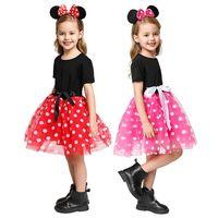 Платье для девочки Микки