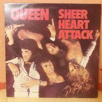 QUEEN - 1974 - SHEER HEART ATTACK, (ITALY), LP